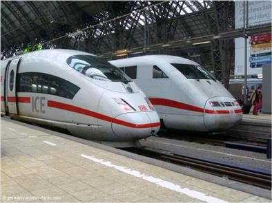 Nghề lái tàu hỏa - Du học nghề Đức